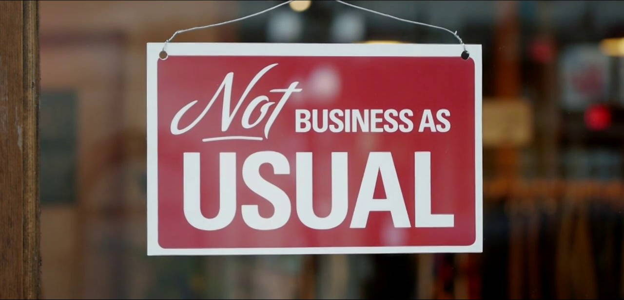 Not Just Business as Usual documentary film